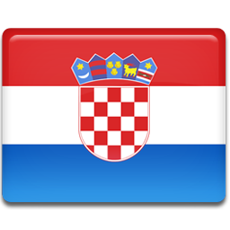 croatian, flag icon