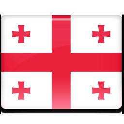flag, georgia icon