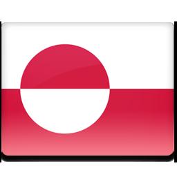flag, greenland icon