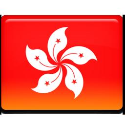 flag, hong kong icon