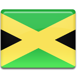 flag, jamaica icon