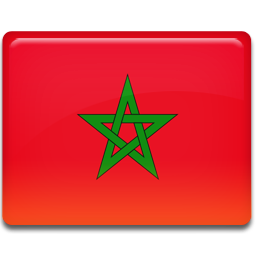 flag, morocco icon