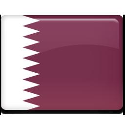 flag, qatar icon