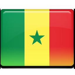 flag, senegal icon