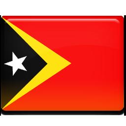 flag, leste, timor icon