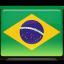 brazil chest flag icon