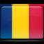 chad, flag icon