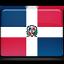dominican, dominicana, flag, republic, republica icon