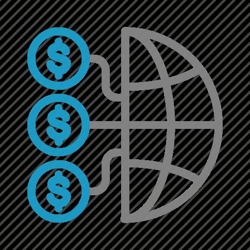 Finance, online finance, web, business icon - Download on Iconfinder