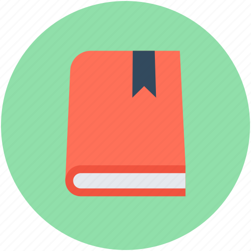 book, diary, education, reading, study icon