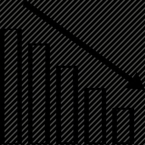 business, data, finance icon