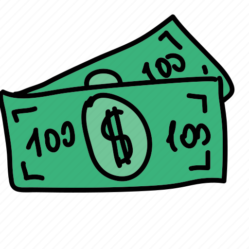 bill, business, cash, finance icon
