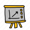 business, chart, finance, profit, statistics icon