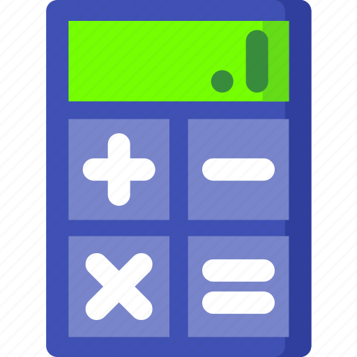 banking, calculator, cash, currency, finance, money, payment icon