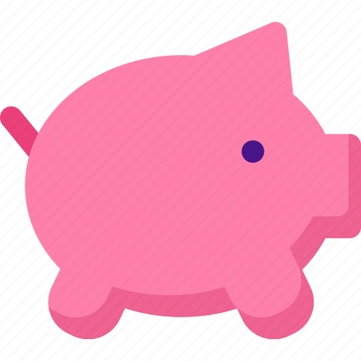 bank, banking, cash, currency, finance, money, piggy icon