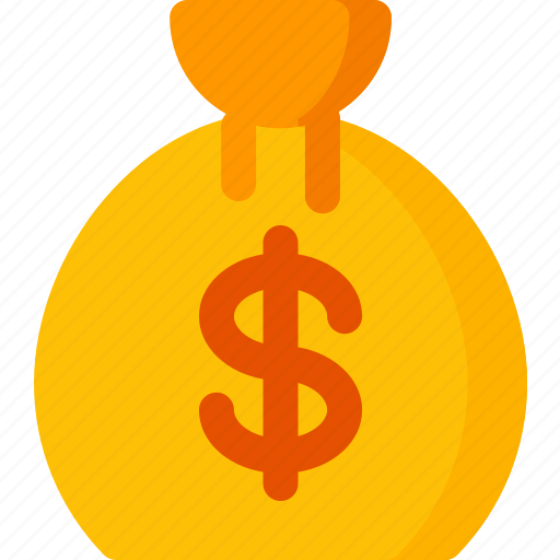 bag, banking, cash, currency, finance, payment icon