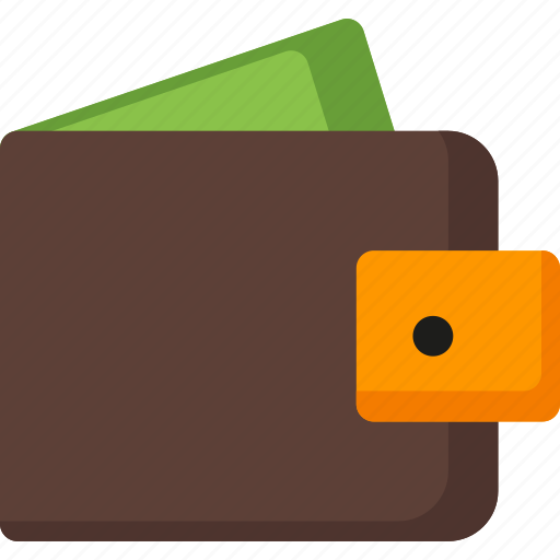 banking, cash, currency, finance, money, payment, wallet icon