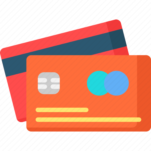 1, card, credit, pay, payment method icon