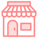 bakery, cafe, market, shop, storeicon icon
