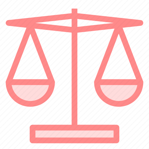 balance, compare, equal, measure, scale, weight icon