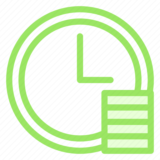 clock, payment, timeicon icon