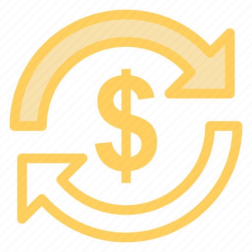 banking, currency, exchange, finance, maneyrate icon