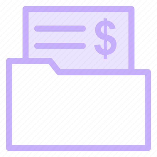 business, files, finance, foldericon icon