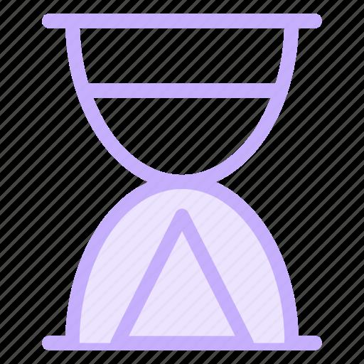 clock, deadline, hourglass, timeicon icon
