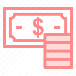 cash, dollar, money, moneyicon icon