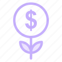 coins, money, profiticon icon