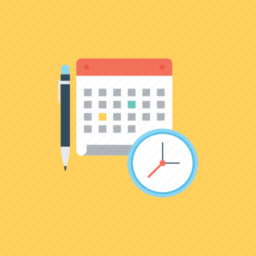 agenda, planning, schedule, timeline, timetable icon