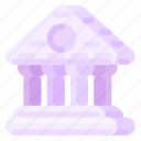 bank, business, commercial, economy, finance icon