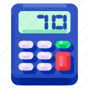 bank, business, calculator, commercial, economy, finance icon