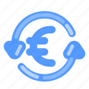 bank, business, commercial, economy, euro, exchange, finance icon