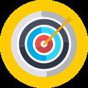 achievement, board, productivity, target