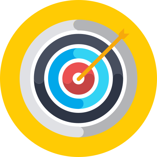 achievement, board, productivity, target icon