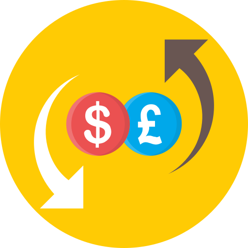 Currency, exchange, money icon - Free download on Iconfinder