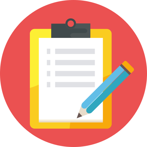 agreement, contract, document, page, paper icon