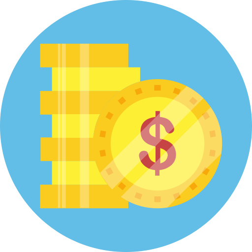 cois, dollar, investment, money icon