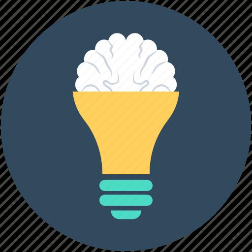 Creative mind, idea, innovation, intelligence, mind icon - Download on Iconfinder