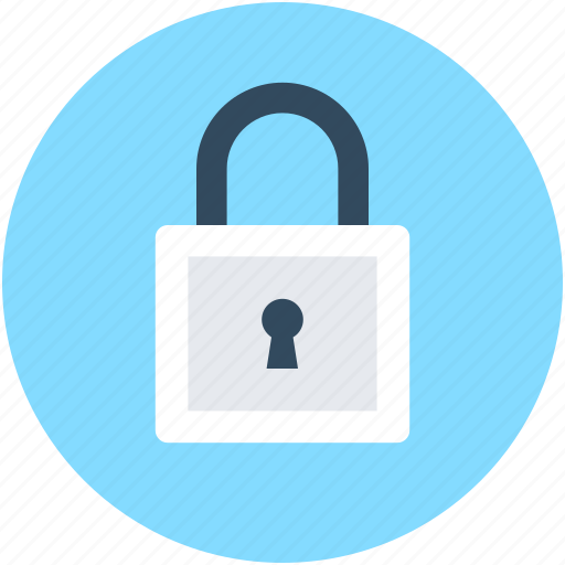 Lock, padlock, privacy, protection, safe icon - Download on Iconfinder