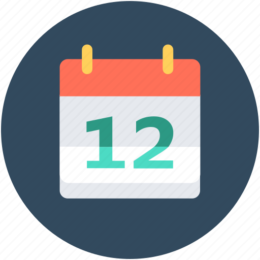 Calendar, date, schedule, timeframe, wall calendar icon - Download on Iconfinder