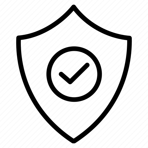 approved, payment, safety, security, success icon