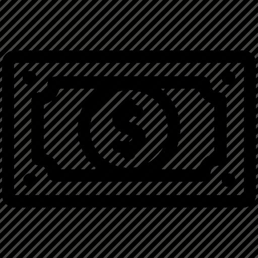 Cash, dollar, money icon - Download on Iconfinder