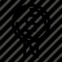 best, grade, level, quality, warranty icon