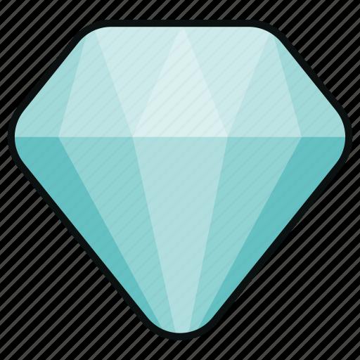 brillant, diamond, finance, luxury, rich icon