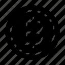 bitcoin, currency, finance, money, saving icon