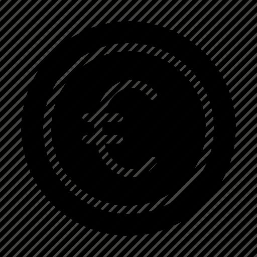 Cash, coin, euro, finance, money icon - Download on Iconfinder