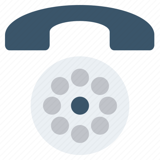 Call, contact, finance, landline, phone, telephone icon - Download on Iconfinder