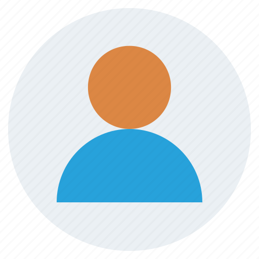 business, employee, human, person, profile, user icon